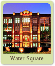 The changing face of Water Square